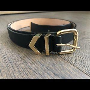 J Crew Leather belt